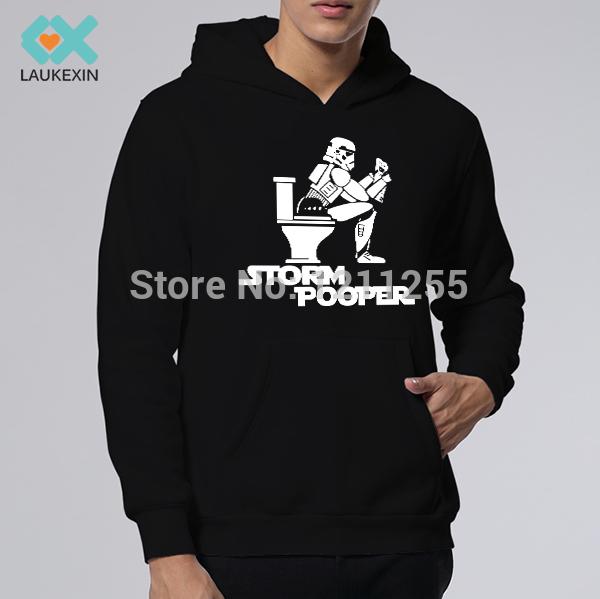 New Arrival Men's Fashion Star Wars Hoodies Darth Vader Stormtroopers Sweatshirt For Man Women Pullover Sport Suit Custom Hoody(China (Mainland))