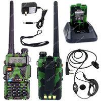 Pofung UV-5R VHF/UHF Dual Band 136-174/400-520MHz 5W FM Ham Two Way Radio  LB0570