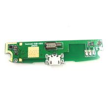 Original Lenovo S820 Micro Usb Plug Charge Board S820 USB Flex Cable Lenovo Cell Phone Parts Free shipping