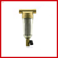 New Home Household Kitchen Water Prefilter Tube Mounted Health Pre-Filtration Tap Water Filter Purifier