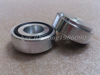 Hifi store NEW 4pcs aluminum machine feet --silver Diameter: 44mm, high: 17mm