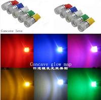 Super bright led light bulbs T10 1.5W LED Bulb for Car Side Marker Light Lamp Instrument Light