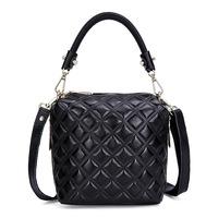 2015 new fashion Korean shoulder Crossbody leather handbag suede leather rhombic handbags wholesale 6139