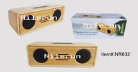 bamboo multi-media bluetooth speaker