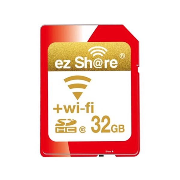 ez Share WiFi SD card Class10 Memory card 32GB SDHC card(China (Mainland))