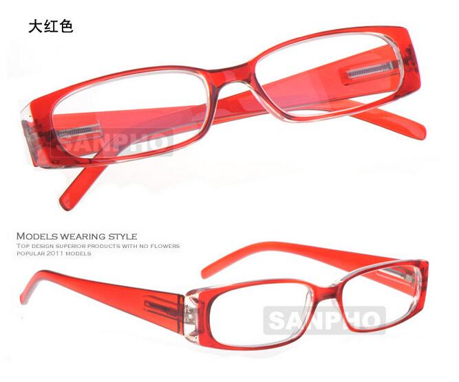 eyeglasses for women 2015 6cja  2015 high quality Driving Cycling Reading Glasses For Women Black Coat Film  Ultralight Frame Writing Dioptre Folding Eyeglasses