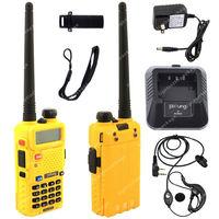 Pofung UV-5R VHF/UHF Dual Band 136-174/400-520MHz 5W FM Ham Two Way Radio  LB0572