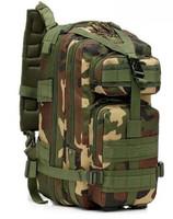 35L Unisex Waterproof Military Outdoor Tactical Camping Hiking Softback Oxford Fabric Backpack Rucksacks Bag
