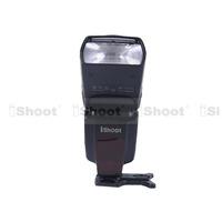 iShoot 43GN Flash Speedlite Speedlight for Pentax K-7/K-5/K-X/K-R, K20D/K10D/K200D/K100D,Nikon D700/D300/D80/D70/D60/D50/D40