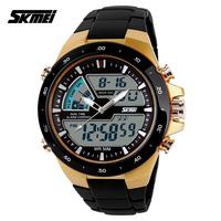 Man sports watches Men Relojes LED Digit Watch Relogio Masculino Brand Casual Quartz watch Fashion Army military men Wristwatch