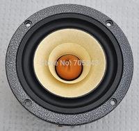 pair 2pcs HiEND 4inch GOLD NEO full range fullrange speaker  defy lowther & fostex & Aura