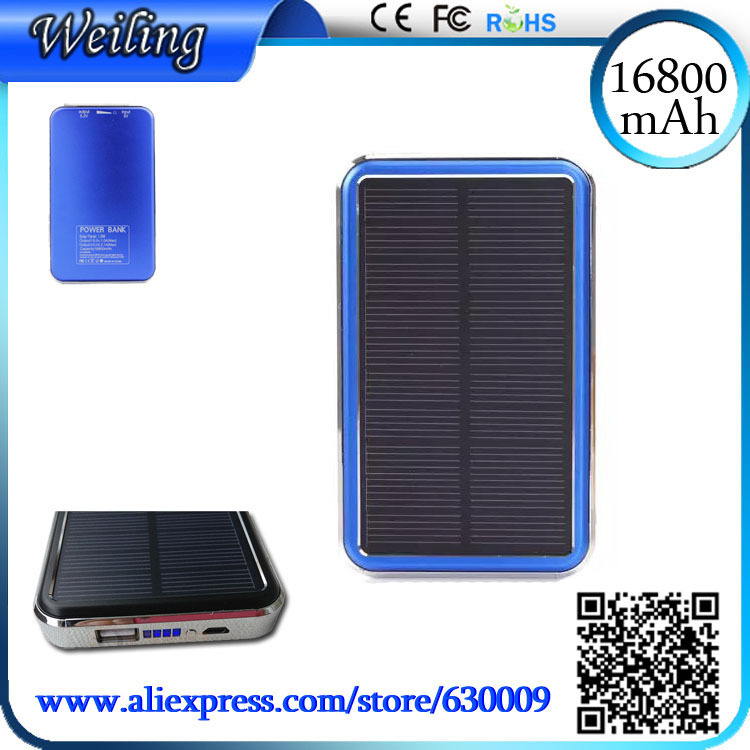 Зарядное устройство Soalr 16800mah yaboo /ipad/iphone/Samsug USB / DC 5V / Computure зарядное устройство oem 10000mah powerbank iphone samsung huawei usb dc 5v computure