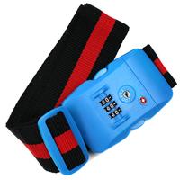 Free shiping!Vivo tsa strap locks lock bandage lock luggage belt packing tape 180g-TBH