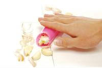 Hot sales Magic Silicone Garlic Peeler Peel Easy Kitchen Tool Color Random Drop Shipping