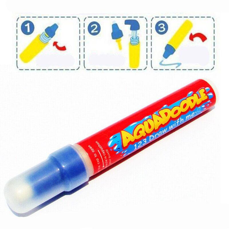 1PCS Drawing pen American Aquadoodle Aqua Doodle Magic Pen Water Drawing Replacement(China (Mainland))