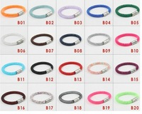 wholesale 5  bracelets stardust crystal mesh magnetic clasp bracelet factory sale jewelry  gift
