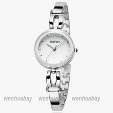 Fashion Jewelry KIMIO Women s Bracelet Rhinestone Watches 3ATM Water Resistant 12 month Guarantee Casual Watches