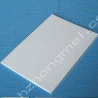 Inkjet PVC Sheet A4*0.38MM Size
