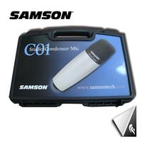 Original SAMSON C01 Large Diaphragm Condenser Microphone SAMSON C01 Studio Condenser