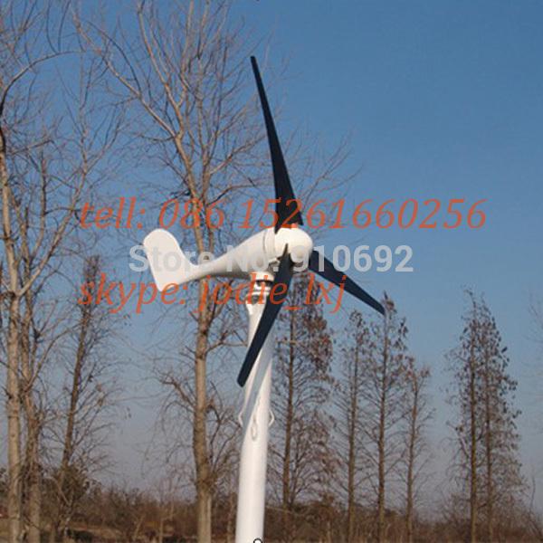 200w 12v/24v small windmill generators(China (Mainland))