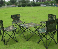 Wholesale folding tables and chairs 5pcs/lot portable chiars beach outdoor folding chairs army green Free shipping EMS DHL FEDEX