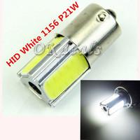 1 PCS New HID White 1156 P21W 36-chips COB LED Bulb For Car Backup Reverse Light