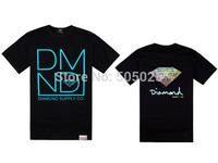 billionaire boys club pullover cotton diamond supply co men t shirt Casual Hip Hop Short sleeve Round Neck  plus size xxxl