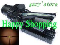 ACOG 4x32 Riflescope Green Optical Fiber Works really Free shipping