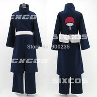 Naruto Uchiha Sasuke cosplay customize FULL SET  eli0701