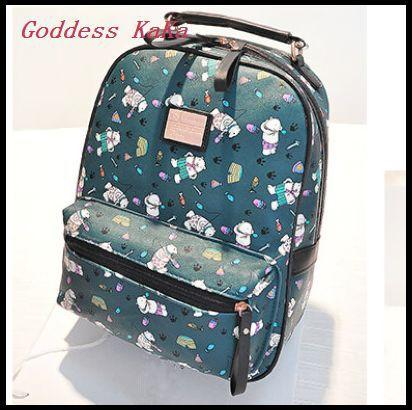 Рюкзак Goddess KaKa s 2015 Bookbag mochila BP031 рюкзак new 2015 bookbag brandnew