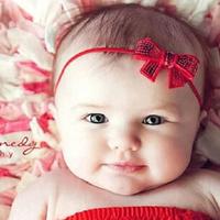 Fashion Cute Infant Baby Bowknot Flower Headbands Children Hairband Toddler Girls Bow Headband Headwear Hair Accessories FS2038