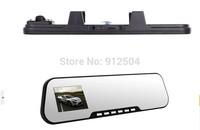 """2.7"""" LCD screen High Quality Car DVR Mirror DV200 Full HD 1920*1080P Night Vision G-Sensor Car DVR Camera"""
