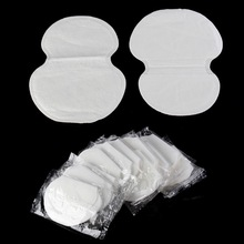 2pcs Hot Underarm Armpit Sweat Pads Shield Guard Absorbing Absorbent Disposable Anti Perspiration Odour Sheet Clothing(China (Mainland))