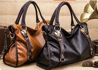 2015 high quality wome's elagant vintage handbag brand classic Litchi grain messenger bags leather handbag shoulder bag b45