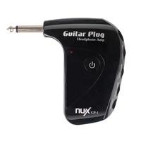 NUX GP-1 Mini Guitar Plug Headphone Amplifer  Free Shipping