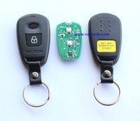 Hyundai Elantra 2 button remote key control 433mhz