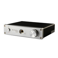 NEW  SMSL SAP8 CNC HIFI Home Stereo Headphone Class-A Amplifier MKP ALPS TOCOS Silver COLOR