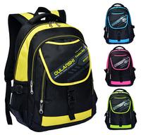 2015 News Children school bags boy backpacks girl school bag Leisure waterproof bag Double shoulder bag