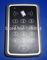 password and dual sensor entrance machine,Password or open door sensor combination or open, it can add user 800