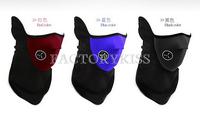 Free Shipping Winter Cool Neck Warmers Balaclavas CS Hat Headgear Skiing Ear Windproof Face Mask Motorcycle Bike Scarf 4016-738