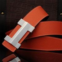 2015 NEW Woman Designer Belt Brand cintos femininos Woman Cowhide Leather Belts Strap For Women PKF36