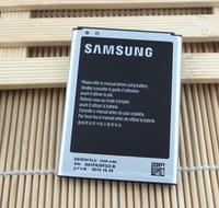 Original battery for Samsung Galaxy Note2 N9000 Battery Free Shipping