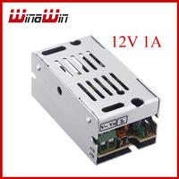 12W 1A AC 100V-240V to DC 12V Switch Power Supply for Led Strip
