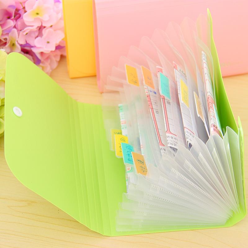 Creative File Folders Candy Color File Folder pp