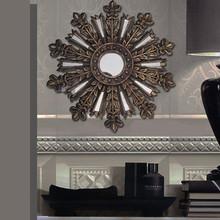 Paredes moda americano decoração consola decoração espelho saguão de vidro de parede parede sunglasses(China (Mainland))