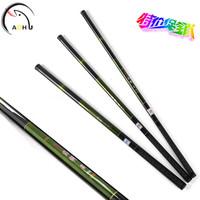 Lightweight fiberglass 4.5,5.4 meters superhard Taiwan fishing rod fishing rod Wholesale streams