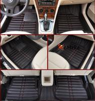 For Mercedes Benz E Class - Car Floor Mats & Car Mats Ultimate Custom Fit Full Surrounded Floor Liner - Multicolor