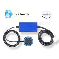 APPS2CAR Toyota Lexus HandsFree Car Speaker Kit Bluetooth Audio Music Receiver Supports HFP, HSP, A2DP & AVRCP