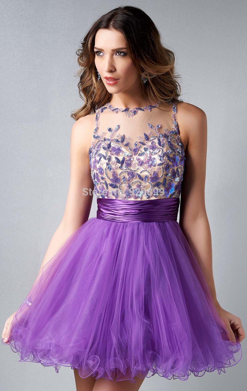 2015 Discount The new listing Sleeveless Plus Size Petite Beading Beading scalloped Bridal dresses(China (Mainland))