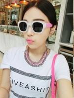 Rubric 2014 scrub candy color sunglasses vintage sunglasses fashion sun glasses